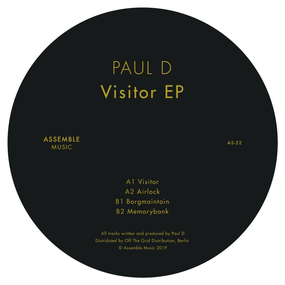Visitor Ep